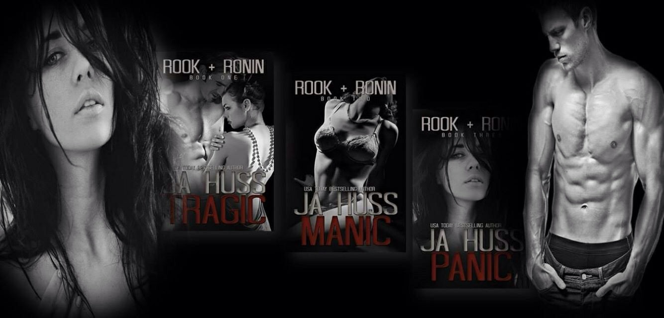 Blog Hop: A Love Affair…Rook and Ronin