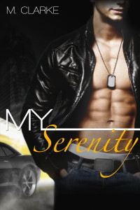 COVER REVEAL: My Serenity by M Clarke