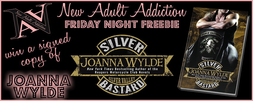 FRIDAY NIGHT FREEBIE: Signed copy of Silver Bastard by Joanna Wylde
