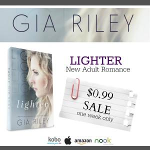 sale graphic Lighter