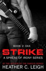 Excerpt: Strike by Heather C. Leigh