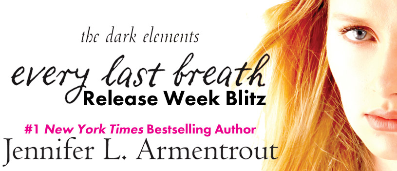 GIVEAWAY and Release Day News for Every Last Breath!