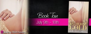 katherine in gold book tour
