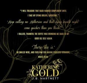 katherine in gold bt teaser