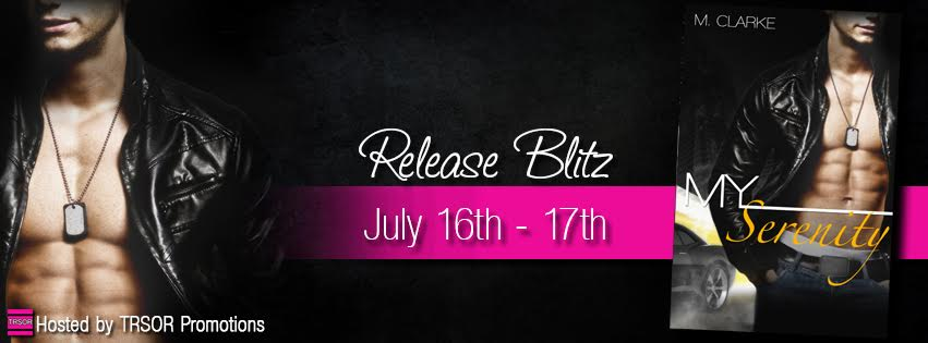 Release Day!!!! My Serenity by M Clarke