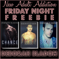 FRIDAY NIGHT FREEBIE: Three Signed Books by Deborah Bladon