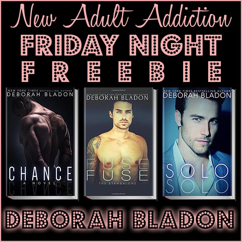 Friday Night Freebie Three Signed Books By Deborah Bladon New
