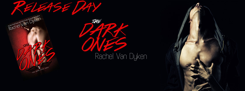 GIVEAWAY and RELEASE DAY CONGRATS: The Dark Ones by Rachel Van Dyken