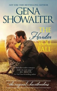 COVER REVEAL!!! The Harder You Fall by Gena Showalter
