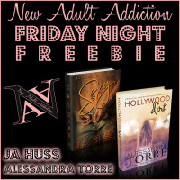 FRIDAY NIGHT FREEBIE: Hollywood Dirt by Alessandra Torre & Sexy by JA Huss