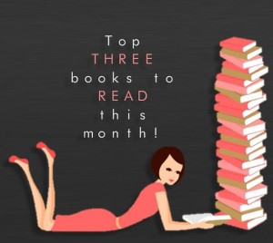 September's Top Three Reads…