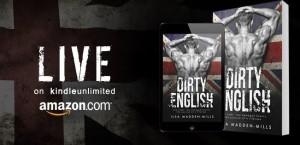 dirty english rb live