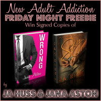 FRIDAY NIGHT FREEBIE: Wrong by Jana Aston & Sexy by JA Huss