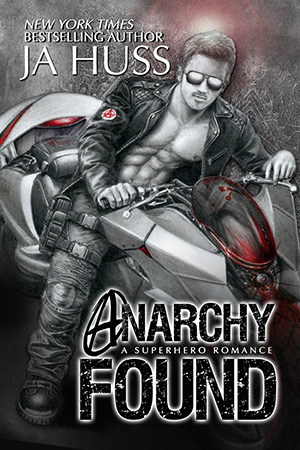 $500 GIVEAWAY Anarchy Found by JA Huss