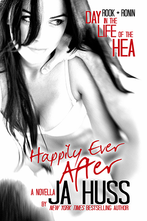 $100 GIVEAWAY – Happily Ever After by JA Huss