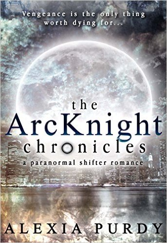$25 GIVEAWAY- The ArcKnight Chronicles By Alexia Purdy