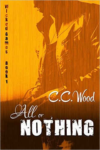 $25 GIVEAWAY- All or Nothing by C.C. Wood