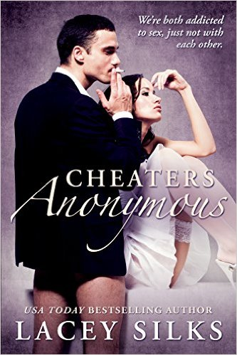$25 GIVEAWAY- Cheaters Anonymous by Lacey Silks
