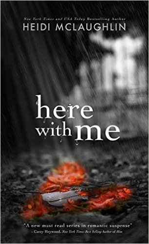 $25 GIVEAWAY- Here With Me by Heidi McLaughlin