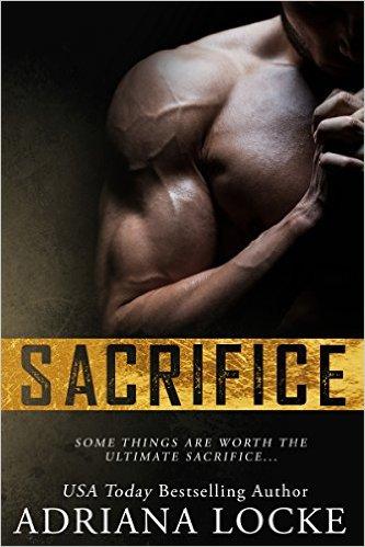 $25 GIVEAWAY- Sacrifice by Adriana Locke