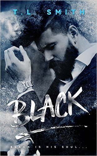 $10 GIVEAWAY and a SIGNED copy of Black by T.L. Smith
