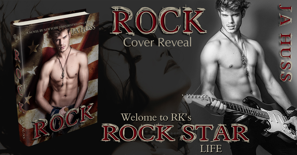 $50 GIVEAWAY – ROCK Cover Reveal & Secret Excerpt – JA Huss
