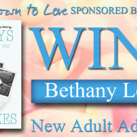 $10 GIVEAWAY and SIGNED PAPERBACK by Bethany Lopez