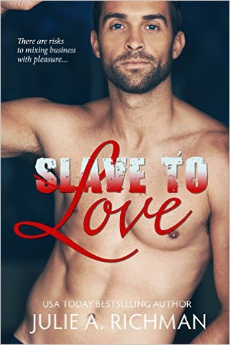$10 GIVEAWAY and a signed copy of Slave to Love by Julie A. Richman