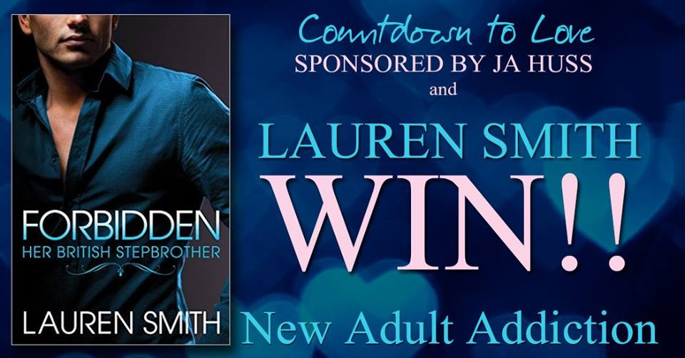 $10 GIVEAWAY and a SIGNED copy of The Glided Cuff and an exclusive swag bag by Lauren Smith