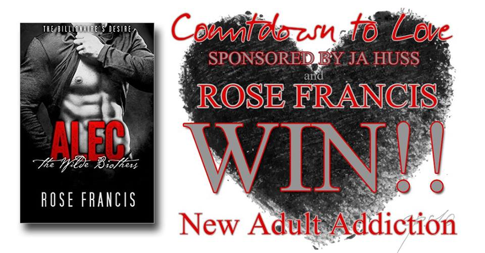 $20 GIVEAWAY from Rose Francis