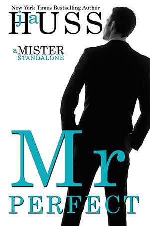 $25 GIVEAWAY and COVER REVEAL: Mr. Perfect by JA Huss
