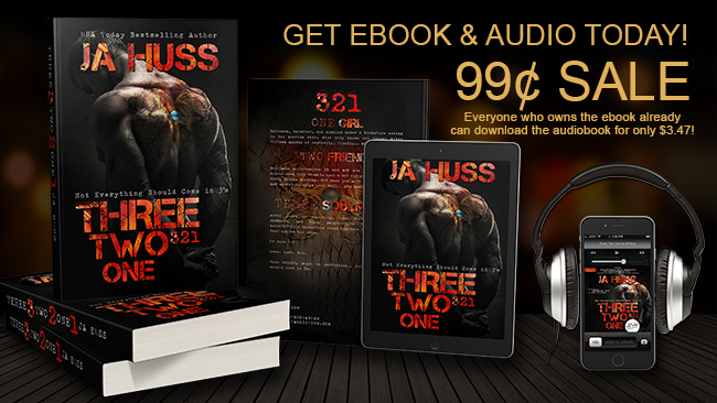 321 Audiobook Release and 99c Sale