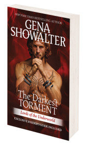 The Darkest Torment by Gena Showalter TEASER!!!!