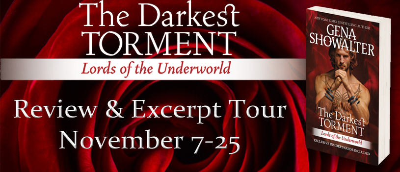 Review & Excerpt: The Darkest Torment by Gena Showalter