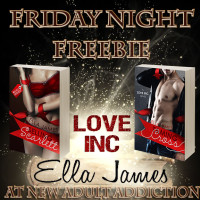 FRIDAY NIGHT FREEBIE: Selling Scarlett and Taming Cross by Ella James