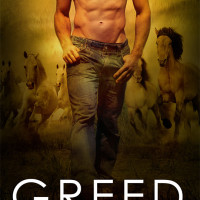 COVER REVEAL: GREED by Fisher Amelie