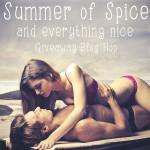 summer of spice blog hop banner