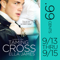 NEW COVERS: Selling Scarlett and Taming Cross by Ella James