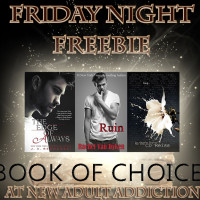 FRIDAY NIGHT FREEBIE: Your Favorite Book of Choice in Paperback!