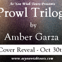 COVER REVEAL: Prowl Trilogy by Amber Garza