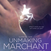 COVER REVEAL; Unmaking Marchant by Ella James