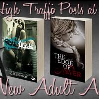 NEW ADULT ADDICTION BLOGAVERSARY DAY THREE – High Traffic Posts