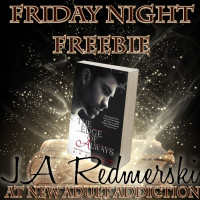 FRIDAY NIGHT FREEBIE: The Edge of Always by JA Redmerski