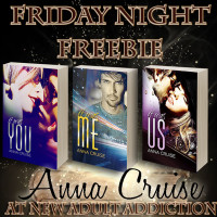FRIDAY NIGHT FREEBIE: Anna Cruise Abby and West Trilogy