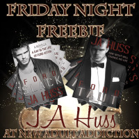 FRIDAY NIGHT FREEBIE: Signed Paperback SLACK by JA Huss