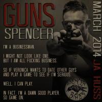 REVEAL and TOUR SIGN-UPS: TAUT and GUNS