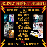 FRIDAY NIGHT FREEBIE: Multi-Author Giveaway