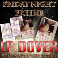 FRIDAY NIGHT FREEBIE: Signed Paperback of Meant for Me by LP Dover