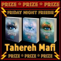 FRIDAY NIGHT FREEBIE: Shatter Me Series by Tahereh Mafi