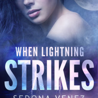KINDLE GIVEAWAY and EXCERPT:  When Lightning Strikes by Sedona Venez